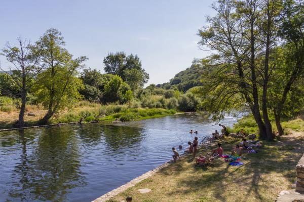Camping Rio Jerte - Valle del Jerte
